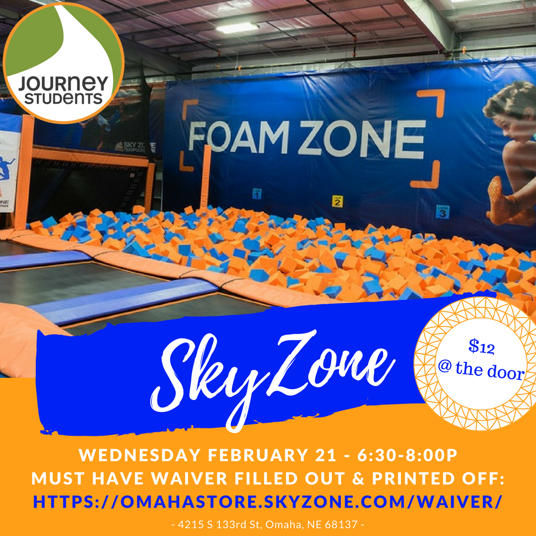 picture about Skyzone Printable Waiver titled Vacation Pupils at Skyzone this 7 days »